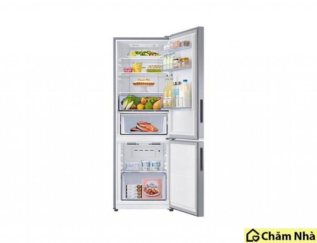 Tủ Lạnh tiết kiệm điện Samsung RB30N4010S8/SV
