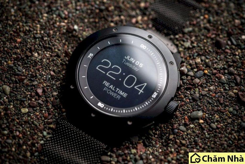 đồng hồ thông minh thiết kế tinh tế sang trọng