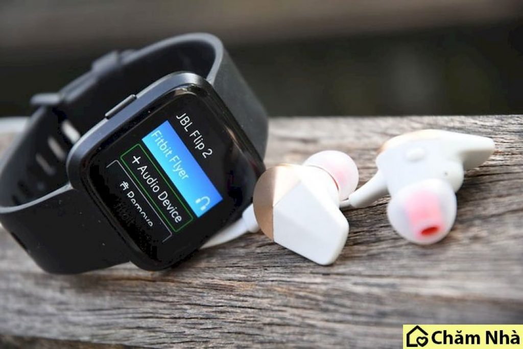 đồng hồ thông minh có thể nghe phát nhạc
