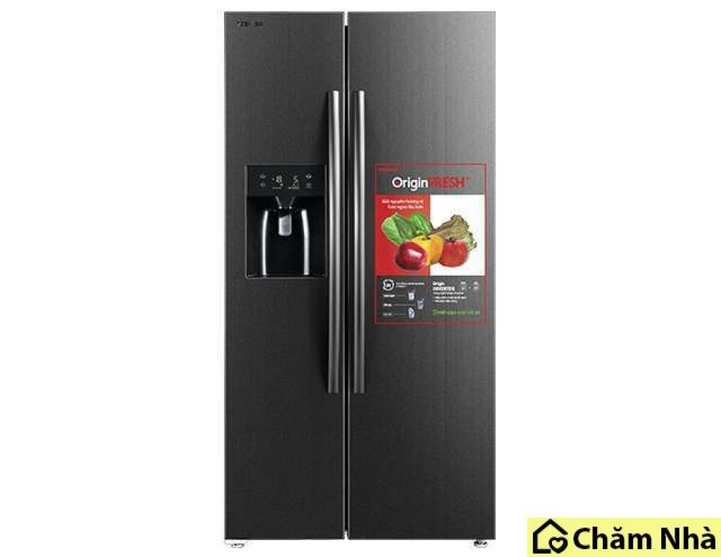tủ lạnh toshiba tiết kiệm điện gr-rS637we-pmv(06)mg