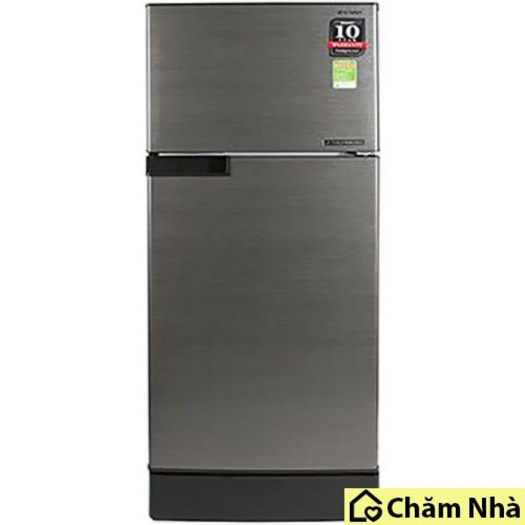 tủ lạnh tiet kiem đien sharp sj-x176e dss