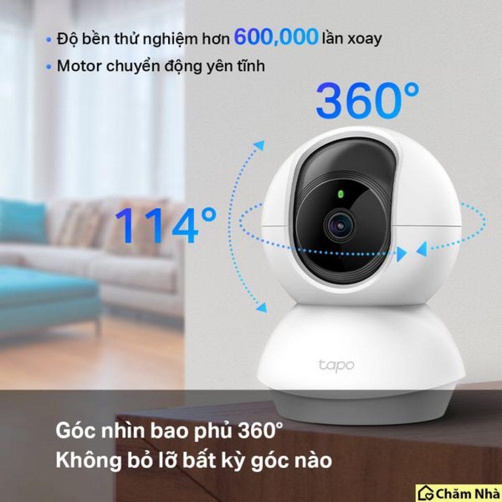 Đánh giá Camera an ninh IP Wifi TP-Link Tapo C200