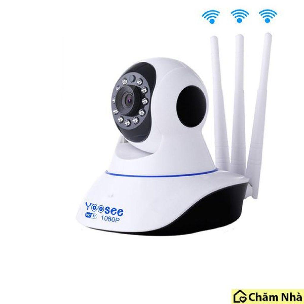Đánh giá Camera giám sát Yoosee chuẩn 3 râu 11 LED Full HD