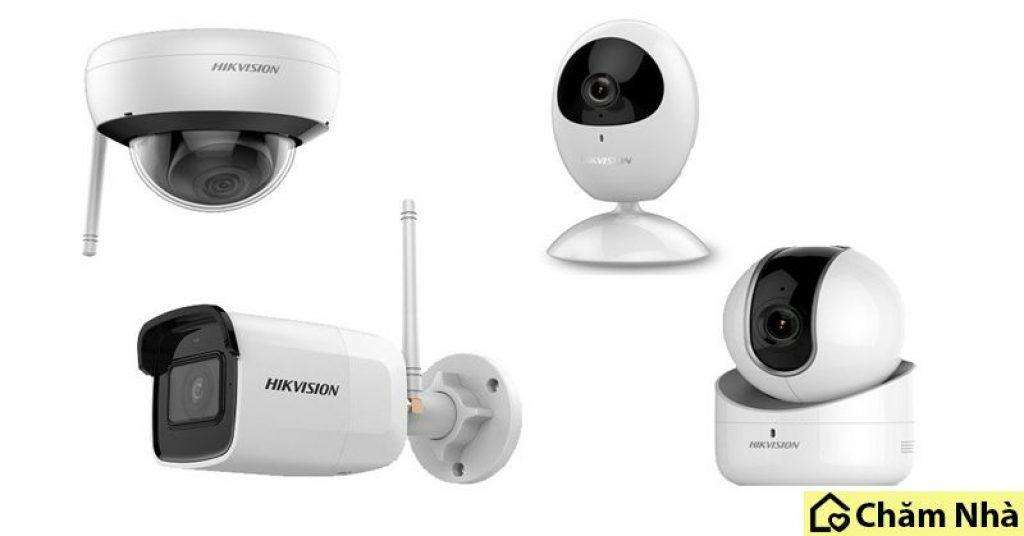 Camera có đa dạng kiểu dáng và cách phân loại khác nhau