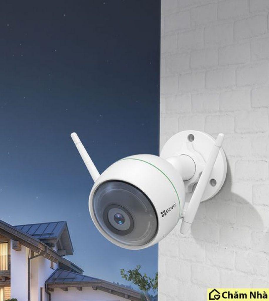Đánh giá Camera an ninh ngoài trời chống nước Ezviz C3WN 2Mp Full HD1080P