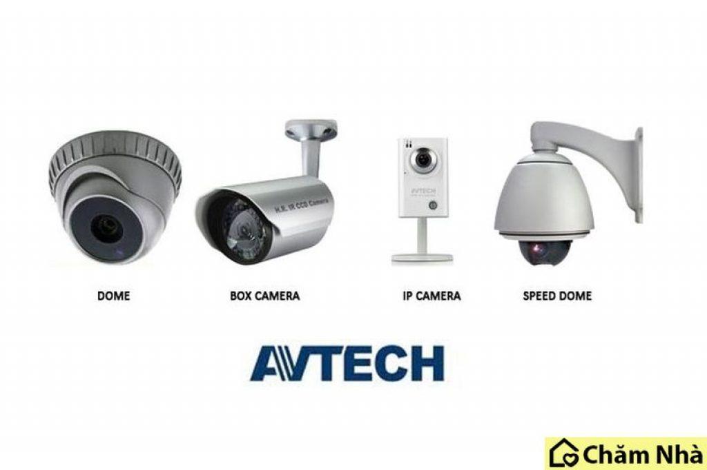 Thương hiệu camera an ninh Avtech phong phú về chủng loại và mẫu mã