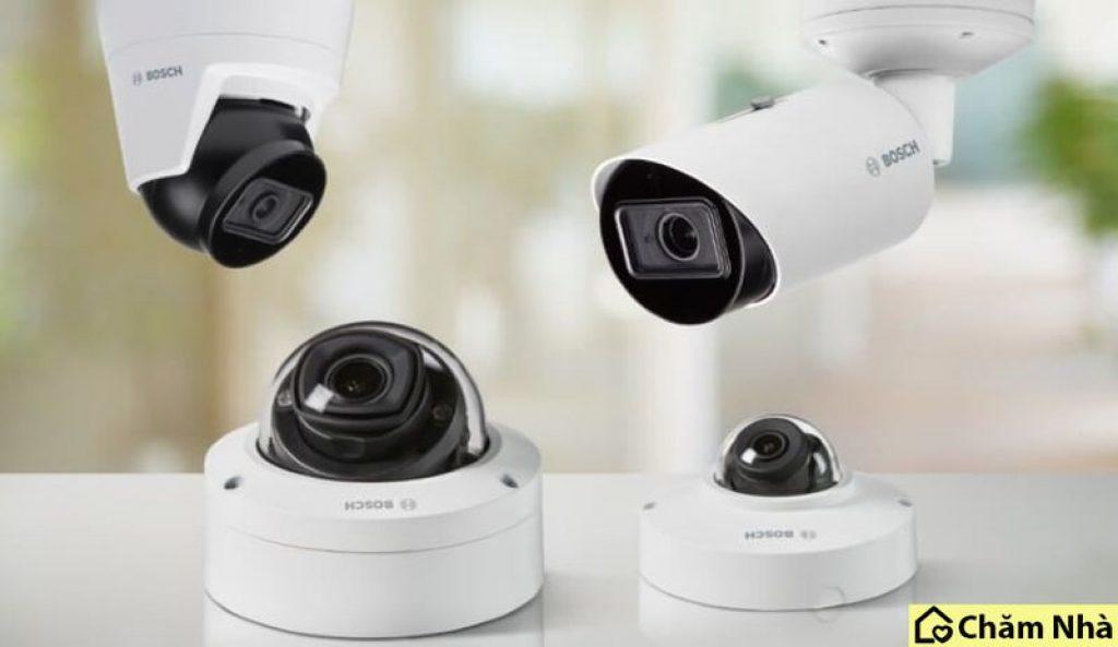 Thương hiệu camera Bosch được nhiều người Việt tin dùng