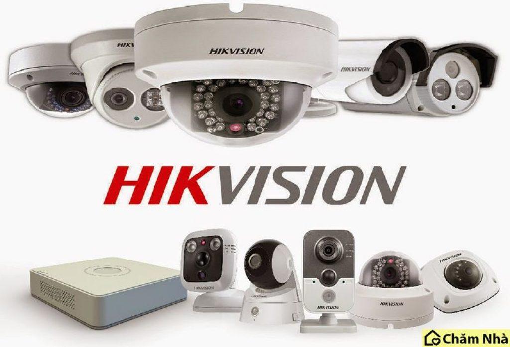 Camera Hikvision có đa dạng kiểu dáng và chủng loại