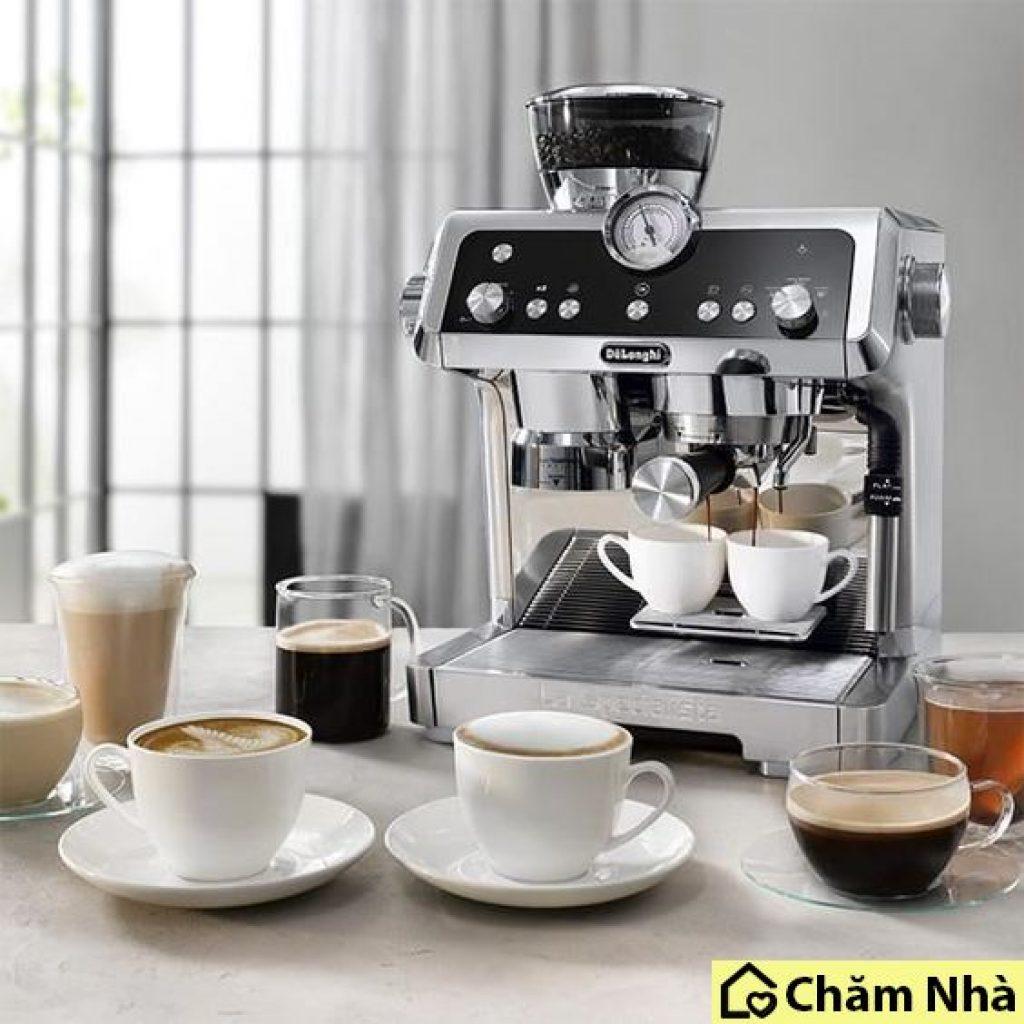 loi ich cua may pha cafe