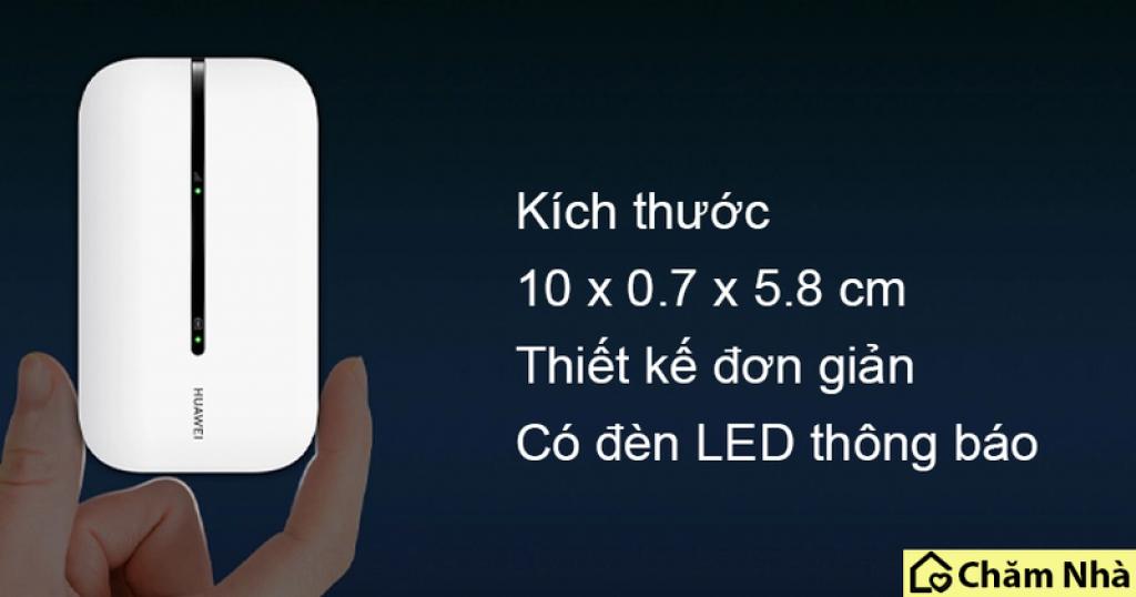 Đánh giá Bộ phát wifi di động 4G Huawei E5576 150Mbps