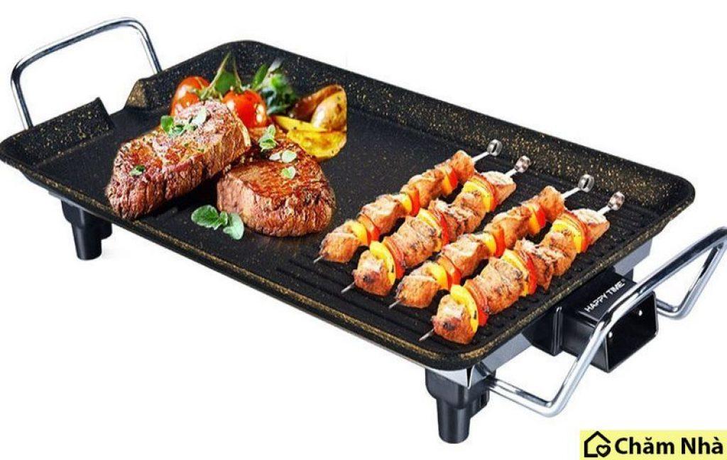 Bếp nướng điện mang đến món ăn thơm ngon, hấp dẫn