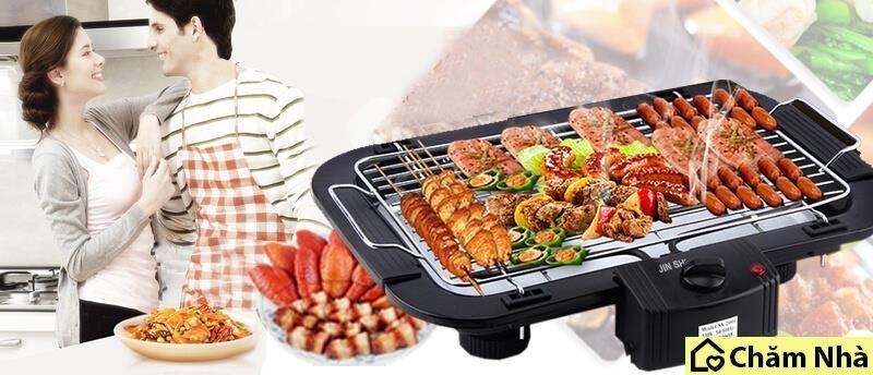 Đánh giá thương hiệu bếp nướng điện tốt nhất