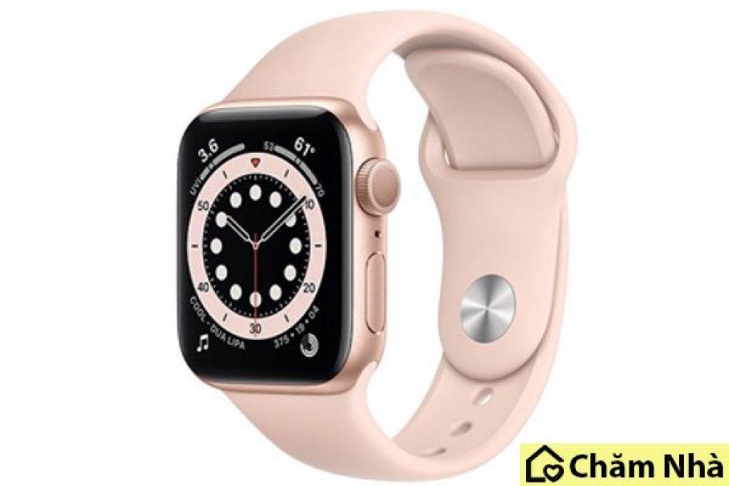 đánh giá đồng hồ thông minh apple watch series 6 lte