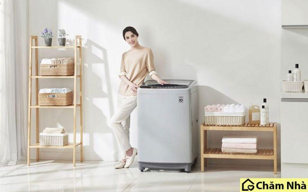 máy giặt cửa trên - thiết bị chăm sóc quần áo