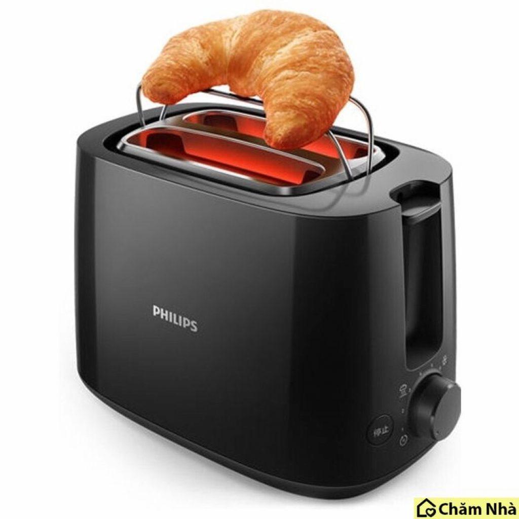 thương hiệu máy nướng bánh mì tốt nhất philips
