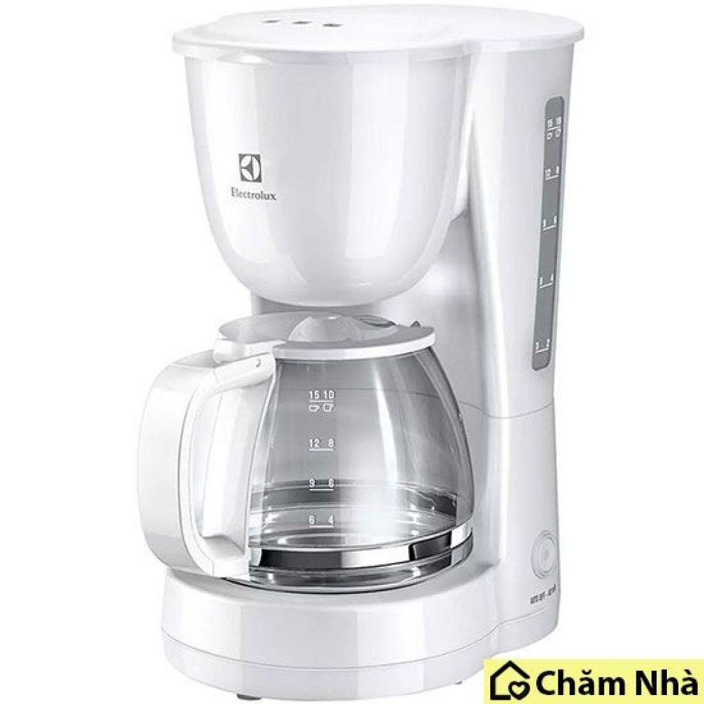 đánh giá may pha cà phê electrolux ecm1303w