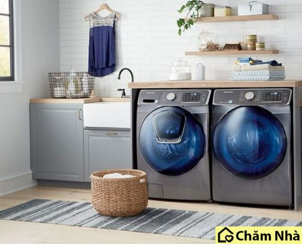 Máy sấy quần áo - thiết bị chăm sóc quần áo