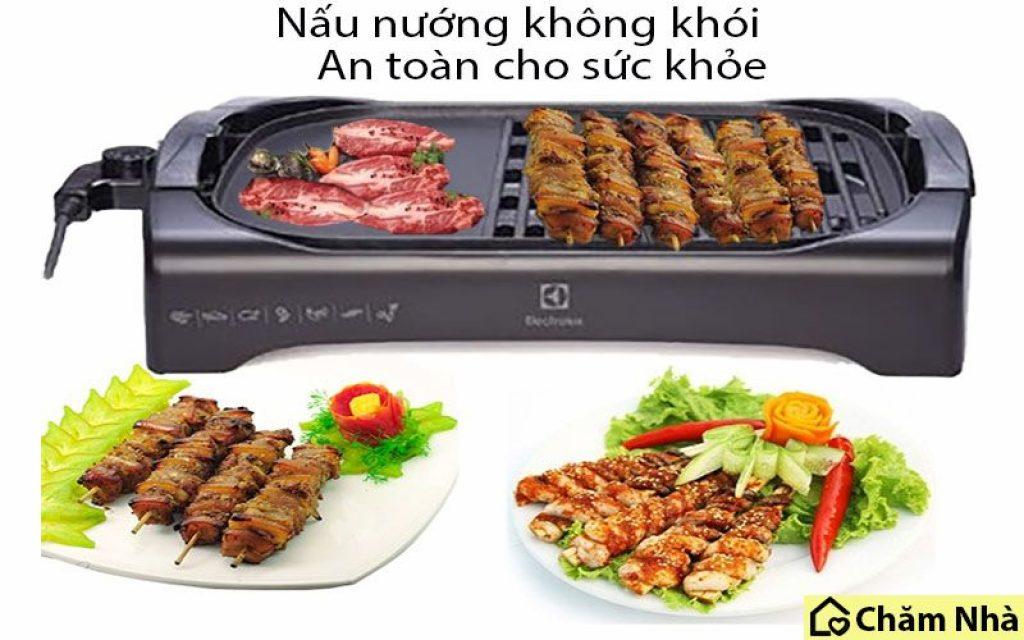 Đánh giá thương hiệu bếp nướng điện Electrolux