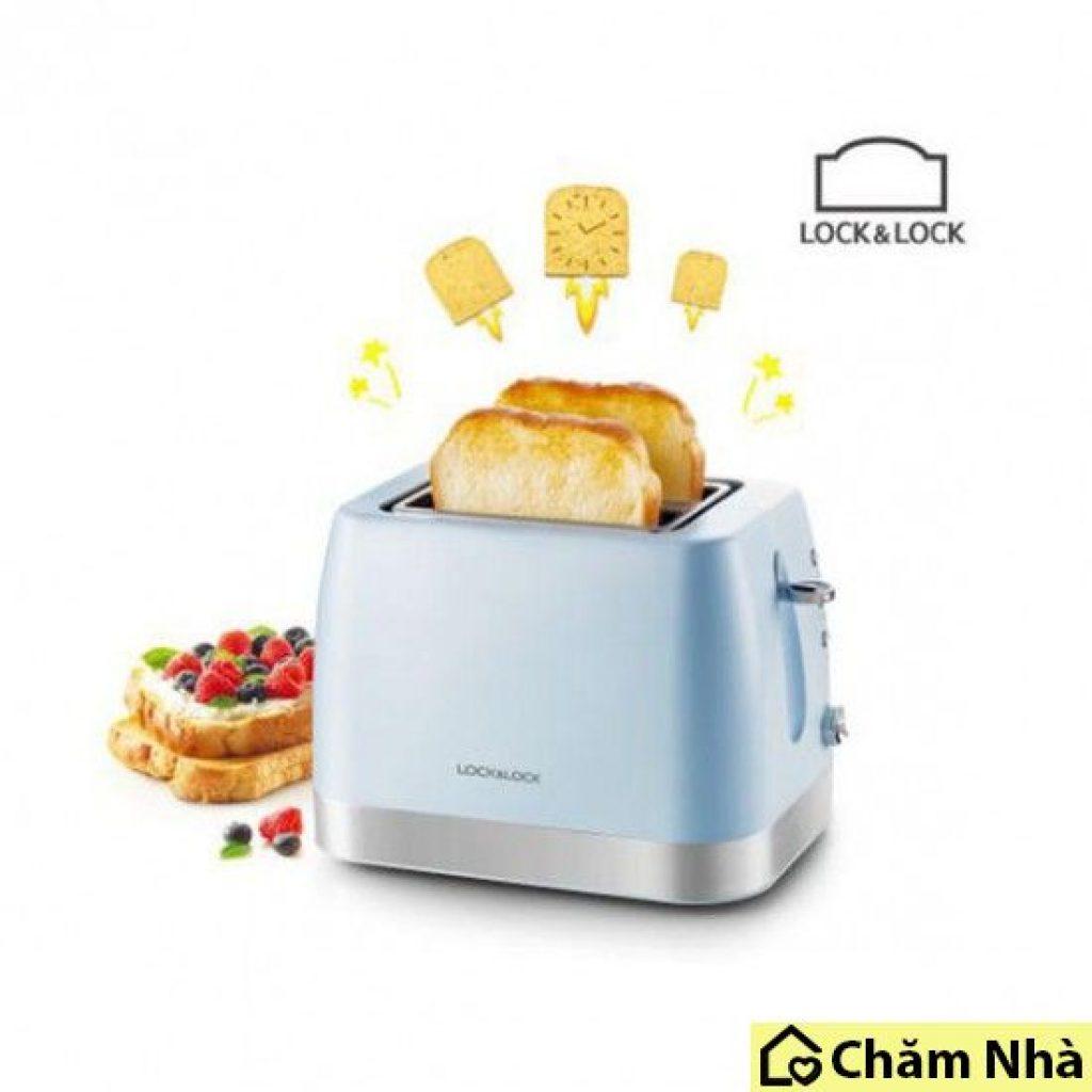 tính năng của máy nướng bánh mì lock&lock